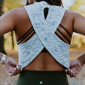 Free to be wild lululemon sports bras